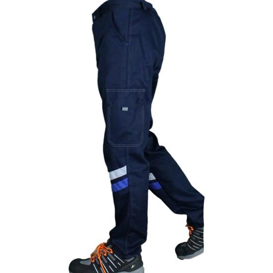 Dng 3 Dikişli Yazlık İş Pantolonu