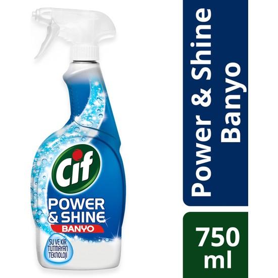 Cif Sprey Power&Shine Banyo 750 ML