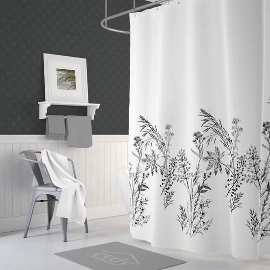 Prado Funda Banyo Perdesi, Duş Perdesi 180x200cm