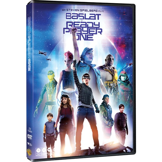 Ready Player One 2 Disc Special Edition - Başlat: Ready Player One 2 Disk Özel Versiyon