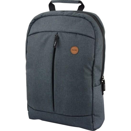 Pack-Z Smart Laptop Bölmeli Siyah Sırt Çantası