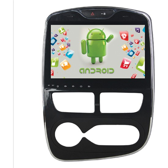 Navimex Renault Clio 2012-2017 Android Ram 4 GB Navigasyon Multimedya Tv USB Oem
