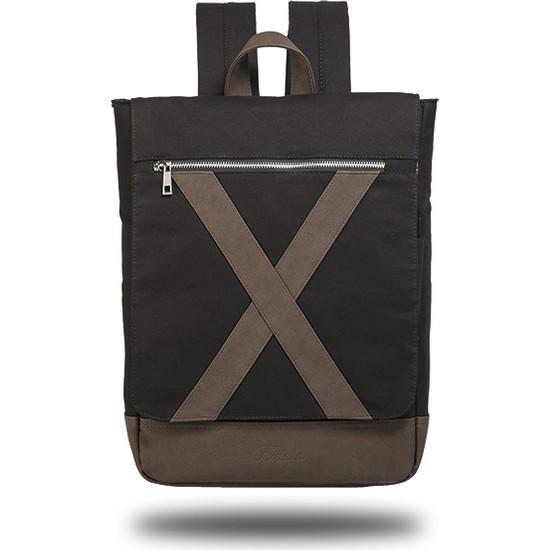 Fudela YFK Black Backpack