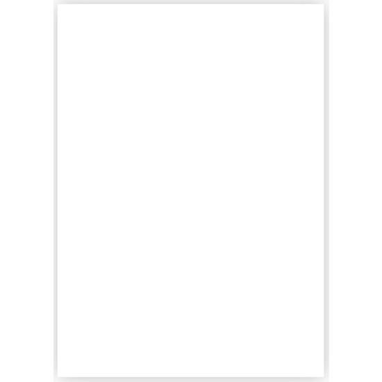 Bigpoint Fon Kartonu 50X70Cm Beyaz 100'Lü