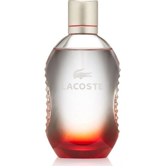 Lacoste Red Edt 125 Ml Erkek Parfüm