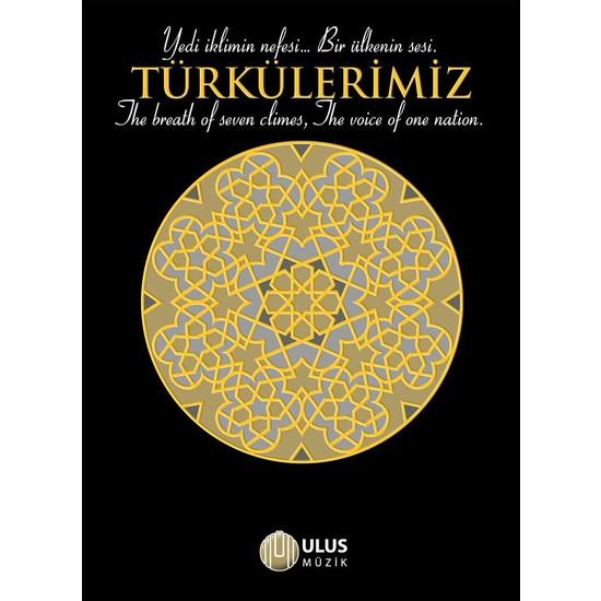 Çeşitli Sanatçılar - Türkülerimiz 8 Cd Box Set