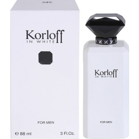 Korloff İn White Edt Erken 88 ml