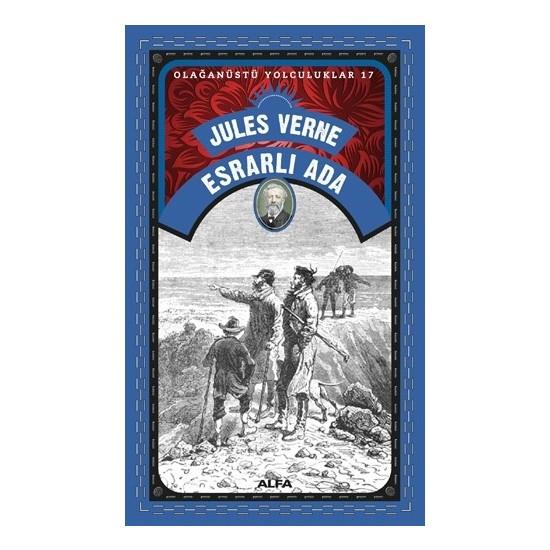 Esrarlı Ada Olağanüstü Yolculuklar 17 - Jules Verne