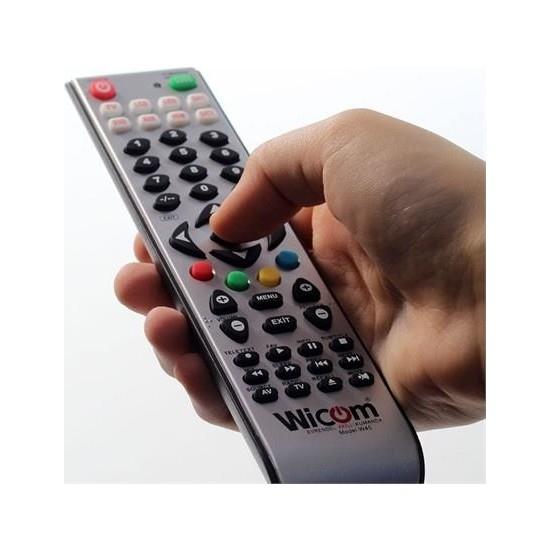 Wicom W-45 - 8 In1 Evrencel Akıllı Kumanda