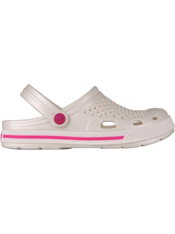 Coqui Kadın Beyaz Sandalet 6413 Q041 LINDO