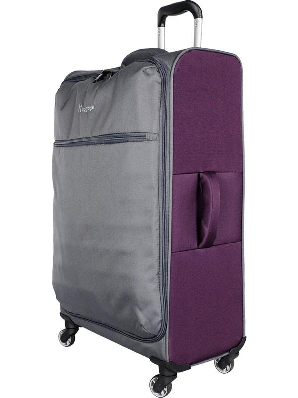 It Luggage Valiz Orta Boy It2232-M Turbulence