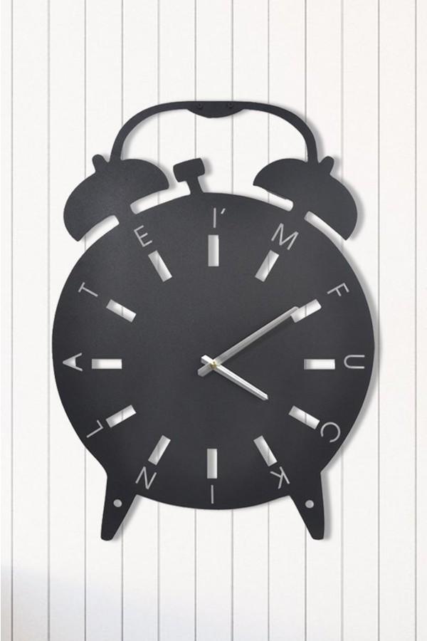 Angemiel Home Alarm Wall Clock
