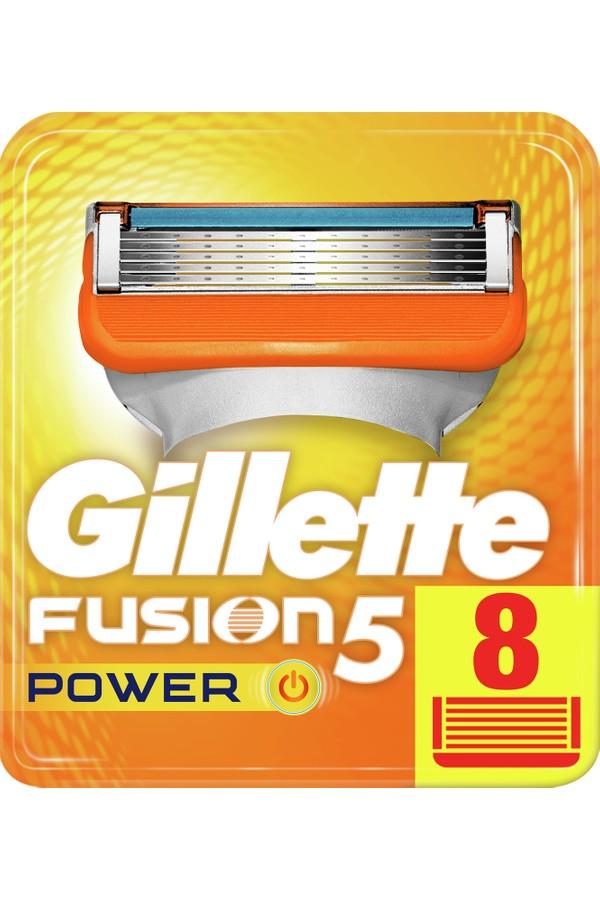 Gillette Fusion Power Replacement Razor Blades