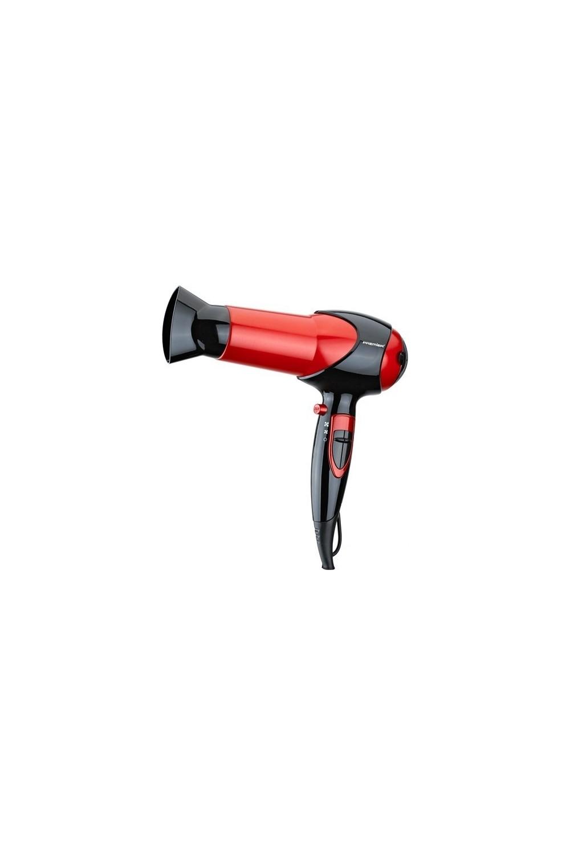 Premier Phd 7036 2000W Professional Hair Dryer Red