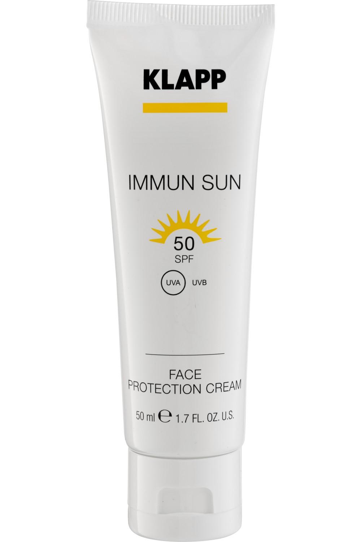 Klapp IMMUN SUN Sunscreen Cream