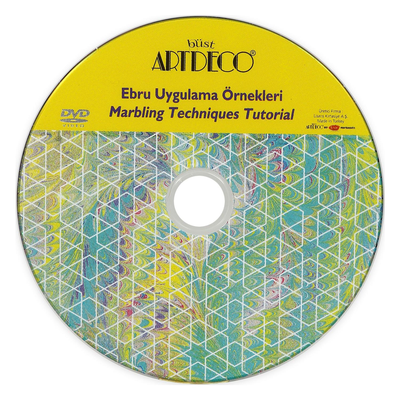 Artdeco Ebru Başlangıç Seti 8 Renk Fiyatı Taksit Seçenekleri