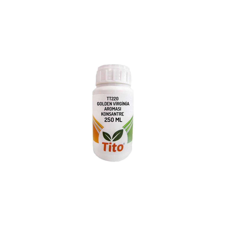 Tito Tt220 Golden Virginia Aroması Suda çözünür 250 Ml Fiyatı