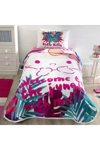 Tac Printed Bed Cover Set