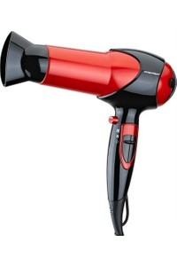 Premier Phd 7036 2000W Professional Hair Dryer Red