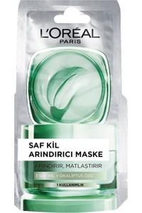 Loreal Paris Clay Mask 6 ml