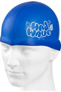 Mad Wave Silicon Swimming Hat