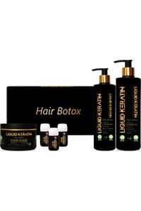 Liquid Keratin Organic Keratin Hair Care Set