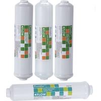 Kapalı Kasa Su Arıtma Cihazları İçin Filtre Seti (Membransız)