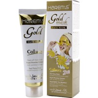 Harem'S Soyulabilir Altın Maske 100Ml