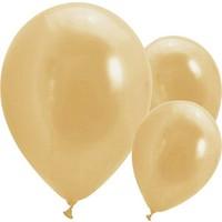 Metalik Altın Balon