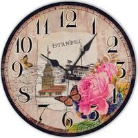 Time Gold MDF Duvar Saati-35m TG22910