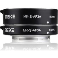 Meike Sony E Mount İçin Meike Makro Af Tüp A7 A6 A3000 A5000 A6500 Nex-3 5 6