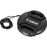 Ayex Canon İçin 52 Mm Snap On Lens Kapağı Bağcıklı