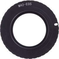 JYC Canon Eos İçin Af Confrim M42 Lens Adaptörü (Çipli) M42 - Eos