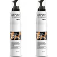 2X Redist Milk Run Honey Köpük- Saç Bakım Köpüğü 200 ml