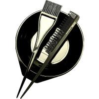 Hydra 9030 Saç Boyama Seti (Boya Kabı+Fırça+Tarak)