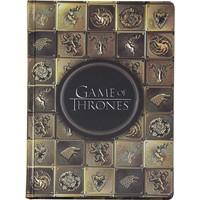 Game Of Thrones Hanedanlar Gold Büyük Boy Not Defteri