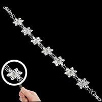 Saray Çarşısı G0201010 925 Ayar Gümüş Telkari Bileklik