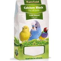 EuroGold Küçük Kuşlar İçin Kalsiyum Blok Tekli