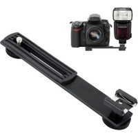 Ayex Dslr Ve Dv Kameralar İçin Flash Bracket Flaş Ve Aksesuar Bağlantın Adaptörü