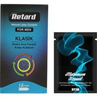 Retard Prezervatif Fonksiyonlu Paket