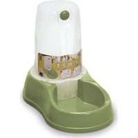 Stefanplast Hazneli Su Kabı 1,5 Lt Yeşil