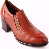 Mammamia D18Ka-495 Kadın Ayakkabı Günlük Taba Yıkama