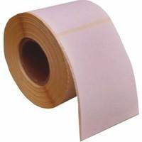 Özsaraç Etiket Barkod Etiketi Eko Termal Kuşe 1 Adet 500 Sarım 100 x 150 cm