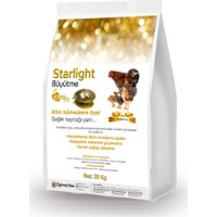 Optima Starlight Süs Tavuğu Büyütme Yemi 25 Kg