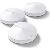 TP-Link Deco M9 Plus AC2200 Mbps Mesh Tüm Ev 3'lü Wi-Fi Sistemi