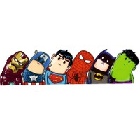 Sticker Masters Marvel Heroes Sticker
