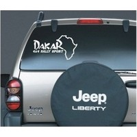 Sticker Masters Dakar Rally Sport Sticker