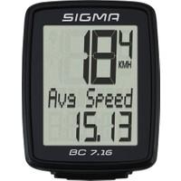 Sigma Bc 7.16 Kablolu Kilometre Saati