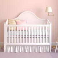 Viscoflex Baby Pembe Yıkanabilir Kılıflı Bebek Yatağı 60 X 120 Cm