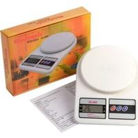 Elektronik Hassas Tartı Dijital Mutfak Terazisi 10 Kg